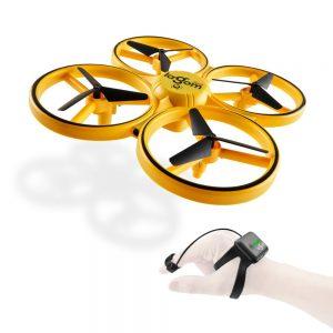 Drone C/ Transmissor de Pulso 4 Hélices - (TY01DRO001)