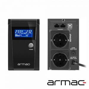 UPS 650VA 390W 230V ARMAC - (O/650F/LCD)