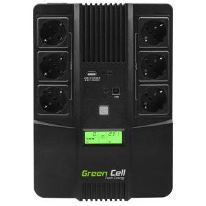 UPS 600VA 360W 230V GREEN CELL - (UPS06)