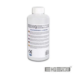 Líquido De Limpeza P/ Máquina De Fumos 0.25l HQ POWER - (VDLCL)