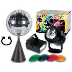 Conjunto De Disco Kit VELLEMAN - (VDLPROM9)