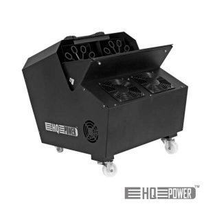 Máquina De Bolhas Dupla DMX 100W HQ POWER - (VDP100BM)