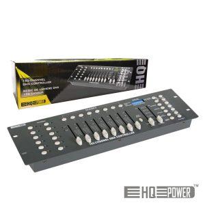 Controlador DMX 192 Canais HQ POWER - (VDPC145)