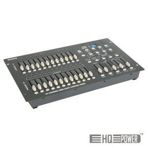 Controlador De Iluminação DMX 24 Canais - (VDPC146)