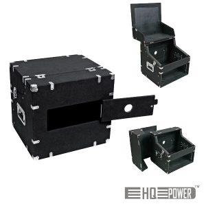 Mala P/ Equipamentos DJ 2 + 6 + 4 Unidades VELLEMAN - (VDSF1)