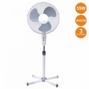 Ventoinha De Pé 55W 230V 40cm - (VENT55W)