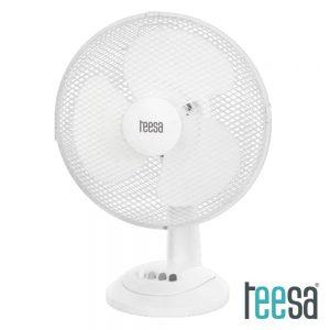 Ventoinha 35W 230V 34cm 3 Velocidades 90º TEESA - (TSA8023)
