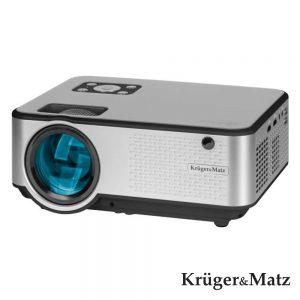 Video Projetor LEDS RGB 2xUSB/2xHDMI/WIFI KrugerMatz - (KM0371)