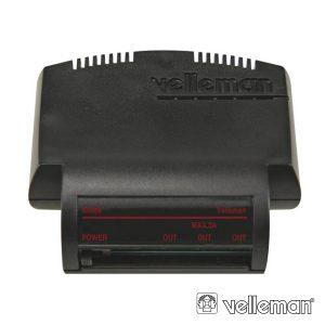 Kit Controlador RGB VELLEMAN - (VM146)