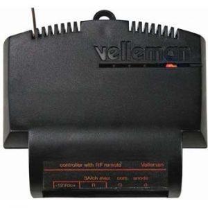 Kit Dimmer LED C/ Comando Rf VELLEMAN - (VM152)