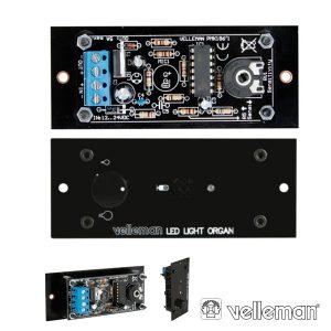 Kit Efeitos De Luz LED VELLEMAN - (VM186)
