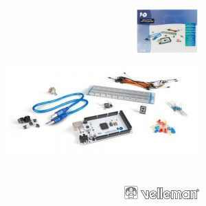 Conjunto Ferramentas P/ Placa Desenvolvimento VELLEMAN - (VMA502)