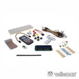 Kit Componentes Eletrónicos P/ Raspberry VELLEMAN - (VMP500)