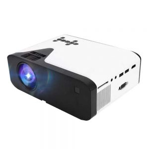 Vídeo Projetor LEDS RGB USB/HDMI/VGA/SD Android 6.0 Comando - (VPUB20PLUS)