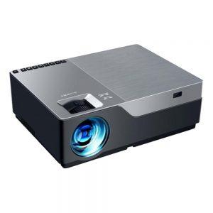 Vídeo Projetor LEDS RGB USB/HDMI/VGA/SD Comando - (VPV600)