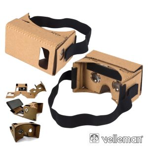 Óculos De Realidade Virtual 3d P/ Android E Ios - (VR-GEAR)
