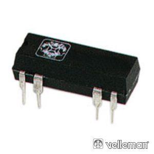 Relé 12Vdc Interruptor Bipolar 0