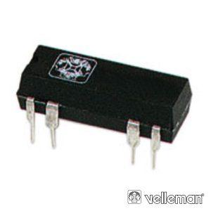 Relé 24Vdc Interruptor Bipolar 0.5a/12V - (VR05R242A)