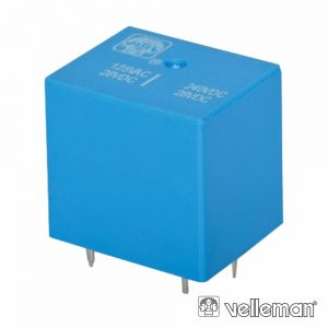 Relé 24Vdc Inversor Unipolar 7A/220v - (VR15M241C)