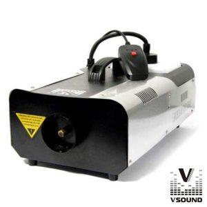 Máquina De Fumos 1500W C/ Comando VSOUND - (VSFUMOS4C)