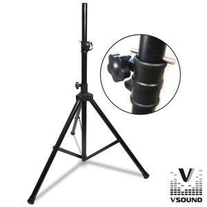 Suporte P/ Colunas 2m 35mm VSOUND - (VSTR1A)