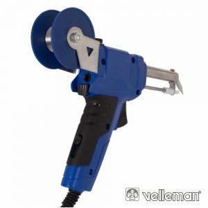 Pistola De Soldar C/ Dispensador De Solda 30-60W - (VTSG60SFN)