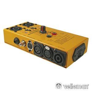 Testador De Cabos Áudio VELLEMAN - (VTTEST15)