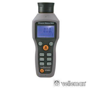 Medidor De Distâncias Por Ultrasons Com Laser VELLEMAN - (VTUSD3)
