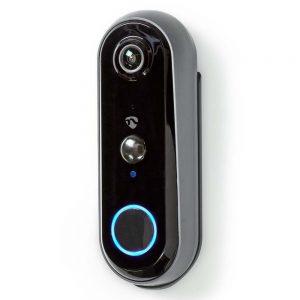 Vídeo Porteiro 1080p FULLHD C/ WiFi / APP - (WIFICDP20GY)