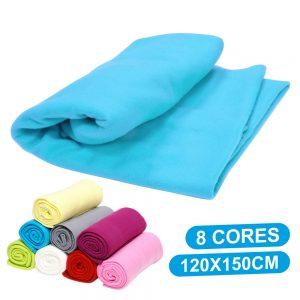 Cobertor Colorida C/ 120x150cm - (WRAP01)