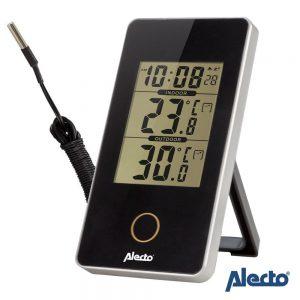 Estação Meteorológica C/ Fios C/ 1 Sensor ALECTO - (WS-150)
