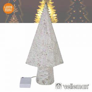 Árvore De Natal C/ Luzes LED VELLEMAN - (XML17)