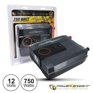 Conversor 12V-230V 750W Onda Sinusoidal Modificada - (XRE750-12)
